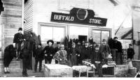 Le Buffalo Store à Moose Jaw
