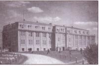 Le campus principal du collège mathieu