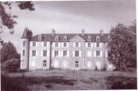 Le château de Denneville