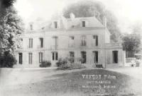 Le château de la Rolanderie