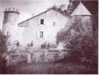 Le château de Seyselle