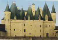 Le château Jumilhac