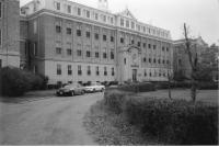 Le Collège Thévenet des Soeurs de Jésus-Marie à Gravelbourg