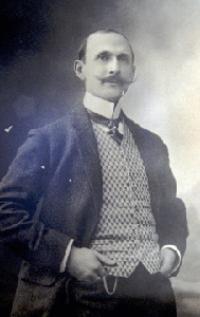 Le comte Yves de Roffignac