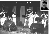 Le groupe musical «Les Shenandos»