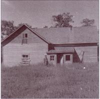 Le homestead de Joseph Begrand à Hoey