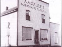 le magasin d'Adrien-A. Gaudet