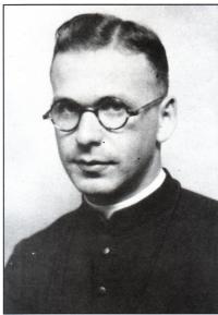 Le père Irénée Tourigny