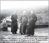 Le père Léon Jalbert