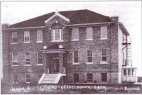 Le premier campus du collège Mathieu