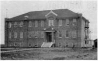 Le premier collège construit