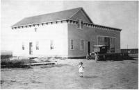 Le premier magasin de Tancrède Cloutier