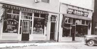 Le Star Café et le Magasin de 5 cents