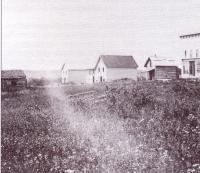 Le village de Batoche