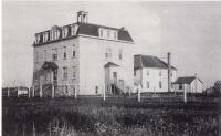 Les Bâtiment du couvent de Saint-Maurice