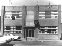 Les bureaux de la Société Radio-Canada