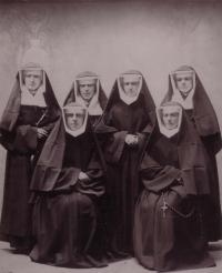 Les Fondatrices de la mission au Canada des Filles de la Providence