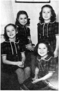 Les quatre filles de Félix