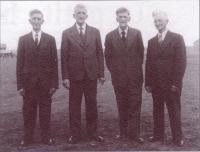 Les quatre frères Béchard de Sedley