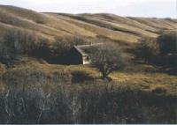 Les ruines de la Rolanderie