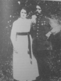 Louis et Angèle Veillard