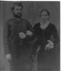 Ludger Gareault et Madeleine Delorme