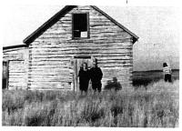 Maison à Batoche