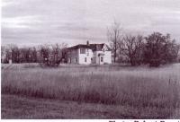 Maison de Auguste Thiévin avant sa démolition