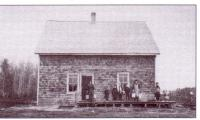 Maison de Ferdinand Pelletier de Duck Lake