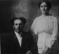 Maria Denis et Alfred Turgeon