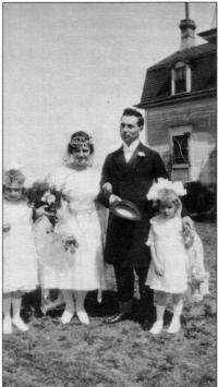 Mariage d'Antonio de Margerie