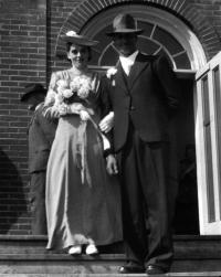 Mariage de Pierre Gareau et Marie-Ange Gaudet