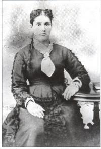 Marie-Louise Lepage, la femme de Camille Gaudet