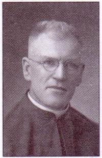 Mgr. Maurice Baudoux