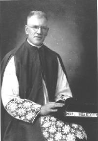 Mgr Maurice Baudoux