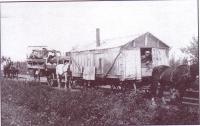 Nombreux ont été les fermiers qui ont quitté le sud de la Saskatchewan