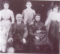 Photo de la famille François Lacroix