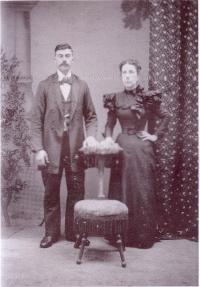 Photo de mariage de Phillipe Chalifour et Marie ?Anne Dusablon