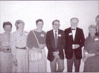 Photo prise à l?occasion du 20e anniversaire de l?École française de Saskatoon