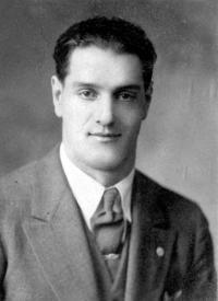Pierre Gareau vers 1962
