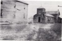 Première Chapelle Construite à bellegarde