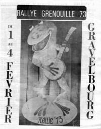 Rallye Grenouille