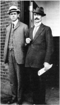 William Martin et Walter Scott